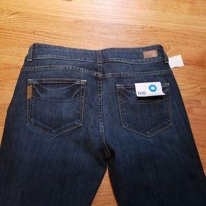 Women Paige Premium Denim Blue Jeans Hidden Hills